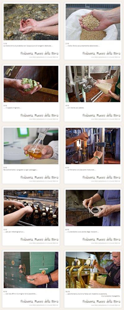 La birra raccontata attraverso gli operatori che la producono