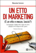 Un etto di marketing, Massimo Carraro - Alpha Test