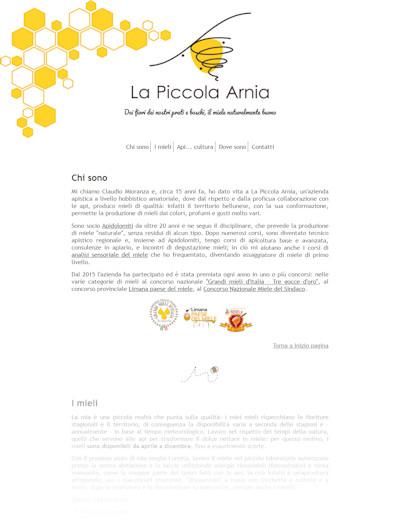 La Piccola Arnia
